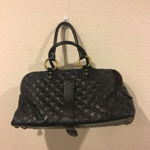Marc Jacobs Bags - Marc Jacobs black quilted purse